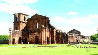 Reduto dos Sete Povos das Missões é reconhecido como patrimônio cultural do Mercosul - Ideia é dar visibilidade ao legado histórico deixado pelos indígenas e jesuítas.