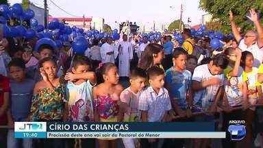 Círio das Crianças chega a 13° ano em Santarém; romaria acontece neste domingo - Procissão deste ano vai sair da Pastoral do Menor.