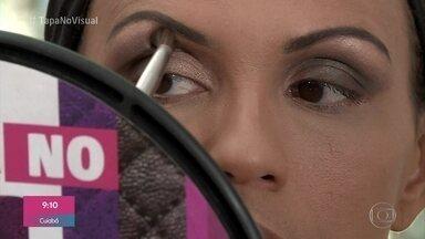 Priscila passa por transformação de cabelo e maquiagem - Beto Carramanhos dá as dicas