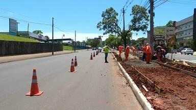 Em Passo Fundo, obras da Avenida Brasil devem ser concluídas em março de 2020 - undefined