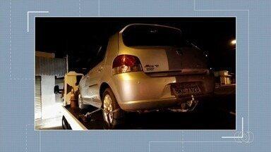 Homem morre em confronto com a PM em Abadia de Goiás - Ele estava em um carro roubado.