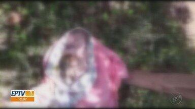 Morre recém-nascido que foi abandonado em Serra Azul, SP - Menino foi achado por dona de casa com o corpo coberto por formigas.