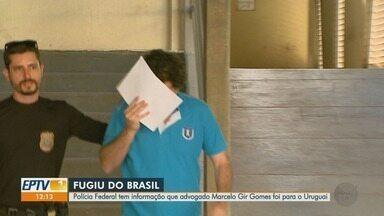 Advogado acusado de lavar dinheiro desviado da Prefeitura de Ribeirão Preto está foragido - Marcelo Gir Gomes é apontado como laranja em esquema para movimentar R$ 1 milhão em propina, de acordo com o Gaeco.