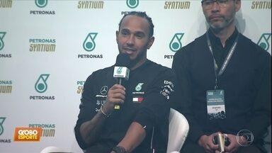Fórmula 1: já campeão, Lewis Hamilton fala sobre a corrida em Interlagos - Fórmula 1: já campeão, Lewis Hamilton fala sobre a corrida em Interlagos