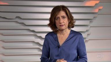 Miriam Leitão comenta possível área de livre comércio entre Brasil e China - A comentarista disse que ainda não há uma negociação em curso, segundo o ministro da Economia, Paulo Guedes.