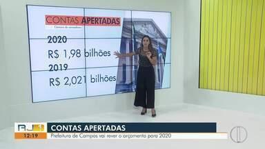 Prefeitura de Campos vai rever o orçamento para 2020 - Desde setembro, vereadores discutem o valor.