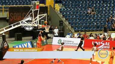 São José vence Basquete Cearense pelo NBB - É a segunda vitória da equipe na competição.