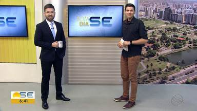 Felipe de Pádua conta os destaques do esporte em Sergipe - Felipe de Pádua conta os destaques do esporte em Sergipe.