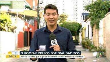 Halisson Ferreira traz ocorrências de Fortaleza e Região Metropolitana - Confira mais notícias em g1.globo.com/ce