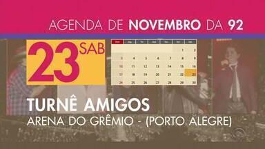 Confira a Agenda da 92 com a Cris Silva - Cris deixou um recado para o público sobre o #PossoEntrar?