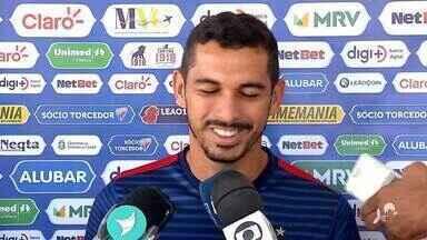 Fortaleza-raiz: Bruno Melo ressalta orgulho de ser cearense e atuar no time do coração - Fortaleza-raiz: Bruno Melo ressalta orgulho de ser cearense e atuar no time do coração