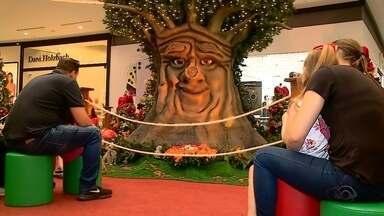 Natal já movimenta o comércio em Passo Fundo - Época é considerada uma das melhores para vendas.