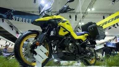 As novidades entre as motos do Salão de Milão - É o maior evento do mundo para o segmento de duas rodas.