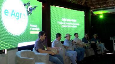 Vitória da Conquista recebe feira de inovação e tecnologia agrícola - Evento recebe, sobretudo, produtores que estão em busca de tecnologias e de novas formas de plantio.