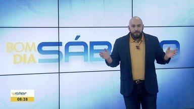 Bom Dia Sábado Inter TV - Edição de 16/11/2019 - Ádison Ramos traz tudo que acontece no seu fim de semana.