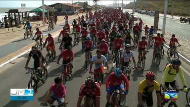 Passeio Ciclístico acontece neste domingo (24), em São Luís - Será a oportunidade de juntar a família em uma atividade saudável e com uma vista incrível.