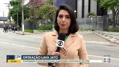 Ex-presidente do Paraguai é alvo da Lava-Jato - A investigação é para desarticular organização criminosa em São Paulo e Rio de Janeiro. Segundo investigações, o ex-presidente do Paraguai ajudou na fuga do doleiro Dario Messer.