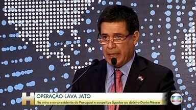 Lava Jato do Rio pede a prisão do ex-presidente do Paraguai Horácio Cartes - Ele é suspeito de ter ajudado o doleiro Dario Messer a fugir e ocultar patrimônio.