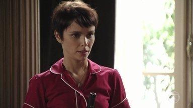 Nina omite grande revelação - Jorginho não se conforma com a decisão de Nina