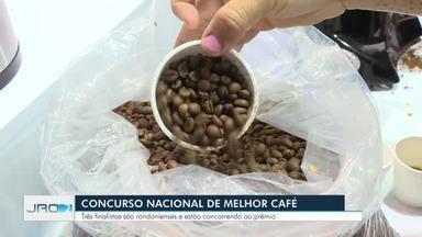 """Concurso Nacional de melhor café em Minas Gerais - três cafeicultores de Rondônia estão entre os 10 classificados para a final, que acontece amanhã, do """"Coffee of the year 2019"""", evento que reúne os melhores cafés do Brasil."""