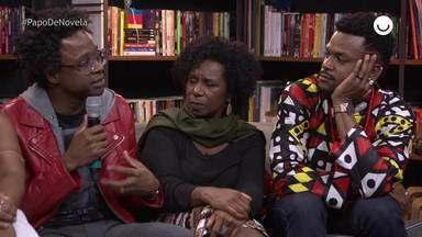 Diretor de Bom Sucesso, Jeferson De fala sobre seu nome artístico - Conheça a história contada no Papo de Novela especial Consciência Negra
