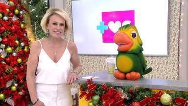 Programa de 22/11/2019 - Ana Maria Braga apresenta assuntos de interesse da família, como economia popular e saúde, além das delícias da culinária.