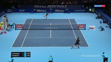 ATP Finals - Torneio dos Campões - Thiem x Zverev - Semifinal
