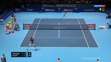 ATP Finals - Torneio dos Campões - Tsitsipas x Thiem - Final