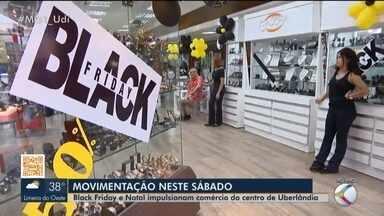 Black Friday deve movimentar comércio online e físico em Uberlândia - Um empresário no ramo de e-commerce disse que a expectativa é de que as vendas aumentem cerca de 30%, em comparação com o ano anterior.