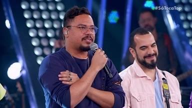 Bruno Cardoso agradece apoio dos fãs - Plateia se agita