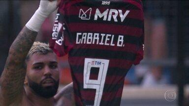 Flamengo vence River Plate de virada e conquista o bi na Libertadores - Foram dois gols de Gabigol no finzinho de um jogo cheio de lances dramáticos de tirar o fôlego.