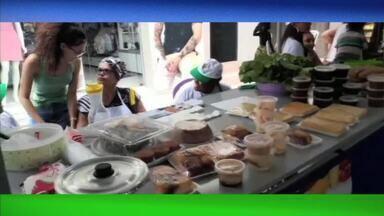 Mais uma edição da Feira Agrária é realizada em Santana do Mundaú - Uma edição especial em homenagem ao Dia da Consciência Negra.