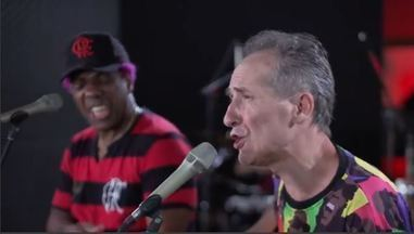 Em Dezembro de 81: a música que embalou o Flamengo na Libertadores - Kiko Zambianchi e Ivo Meirelles cantam sucesso que embalou a torcida e o time na competição em homenagem do Fantástico ao bicampeonato rubro-negro.