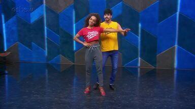 Veja como foram os ensaios de Dandara Mariana para o foxtrote no 'Dança dos Famosos' - Confira!