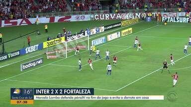 Diego Guichard analisa empate do Inter com o Fortaleza no Beira-Rio - Assista ao vídeo.