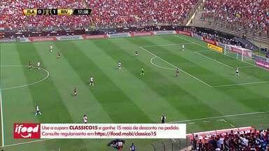 iFood dá cupom de desconto durante a decisão da Libertadores entre Flamengo e River Plate - iFood dá cupom de desconto durante a decisão da Libertadores entre Flamengo e River Plate