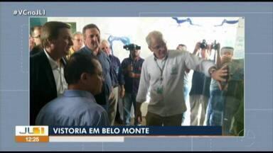 Senadores analisam compensação de impactos gerados por hidrelétrica em Belo Monte - undefined