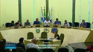 Vereadora de São Miguel do Iguaçu pode ter o mandato cassado - Vereadora foi indiciada por envolvimento em supostas fraudes na prefeitura.