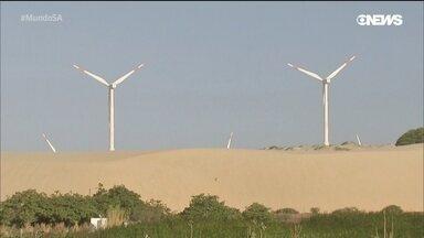 O mercado de energia renovável