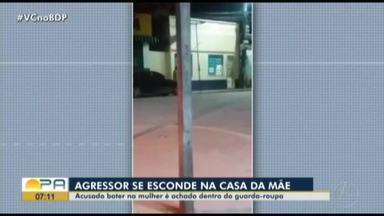 Acusado de agredir mulher em Limoeiro do Ajuru é preso pela polícia - Acusado de agredir mulher em Limoeiro do Ajuru é preso pela polícia