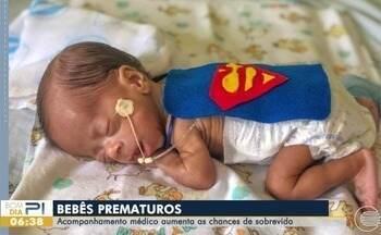Suporte médico adequado aumenta as chances na sobrevida de bebês prematuros - Suporte médico adequado aumenta as chances na sobrevida de bebês prematuros