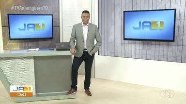 Confira os destaques do JA1 desta quarta-feira (27) - Confira os destaques do JA1 desta quarta-feira (27)