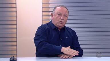 Confira os destaques do futebol no Jornal do Almoço desta quarta-feira (27) - Assista ao vídeo.