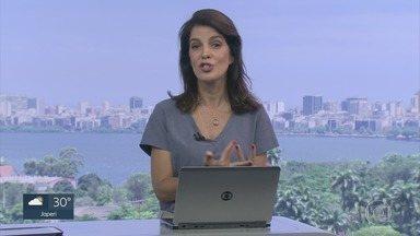 RJ1 - Íntegra 27/11/2019 - O telejornal, apresentado por Mariana Gross, exibe as principais notícias do Rio, com prestação de serviço e previsão do tempo.