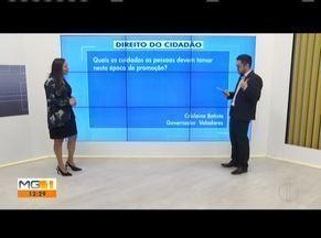 Quadro 'Direito do Cidadão' fala sobre a Black Friday - A advogada Ana Cláudia Coelho tira dúvidas dos telespectadores.