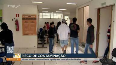 Polícia Civil investiga possível compartilhamento de agulha em escola de Juiz de Fora - Comitê de crise foi instaurado na terça-feira (26), pela Prefeitura.