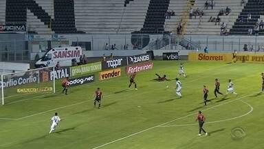 Brasil leva 4x0 e encerra participação na série B 2019 - Xavante foi goleado pela equipe da Ponte Preta em Campinas.