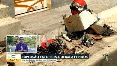 Halisson Ferreira tem informações do plantão policial - Saiba mais em g1.com.br/ce