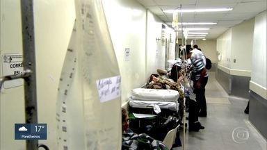 MP cobra explicações e mudanças na gestão do hospital Santa Casa de Misericórdia - Um dos centros de referência hospitalar enfrenta a maior crise financeira da sua história.