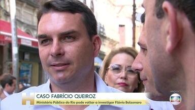 Ministério Público Estadual do Rio pode investigar Flávio Bolsonaro - A decisão permite que o Ministério Público do Rio retome a investigação que começou a partir de relatórios do antigo Coaf – atual Unidade de Inteligência Financeira.